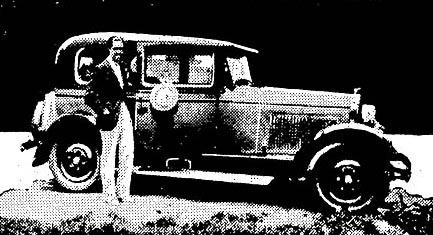 Nash 400 Sedan 1928 Nick Long