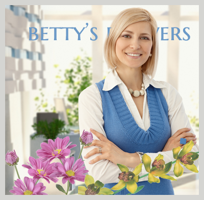 Pallasart Innovative Web Designs - Bettys Flowers