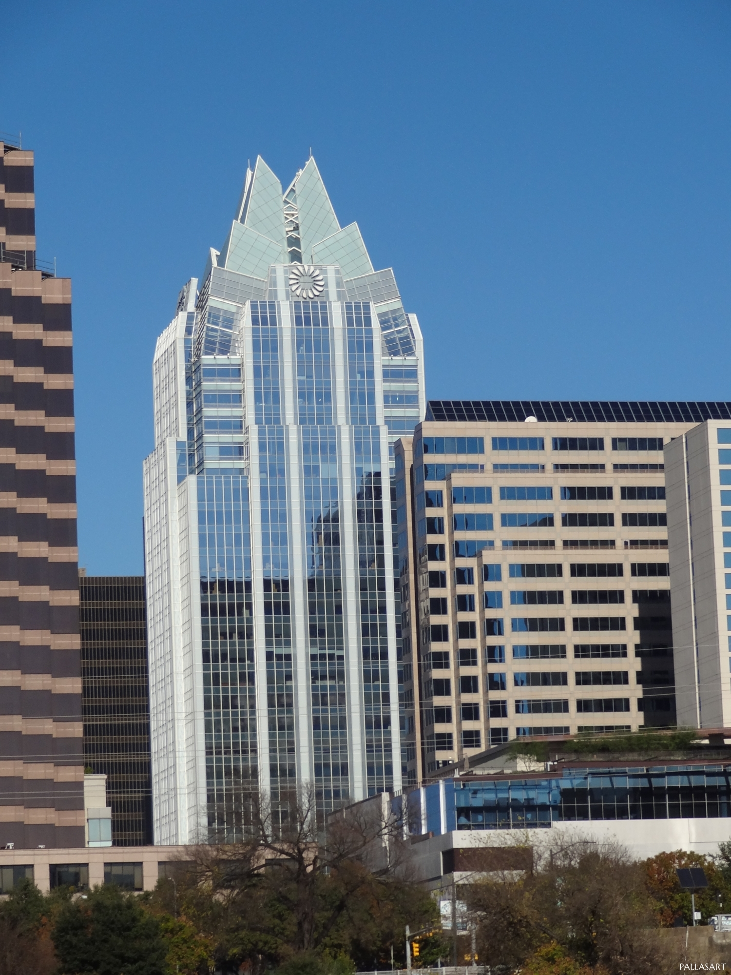 Frost Bank Building In Austin Texas Photo 1 Free