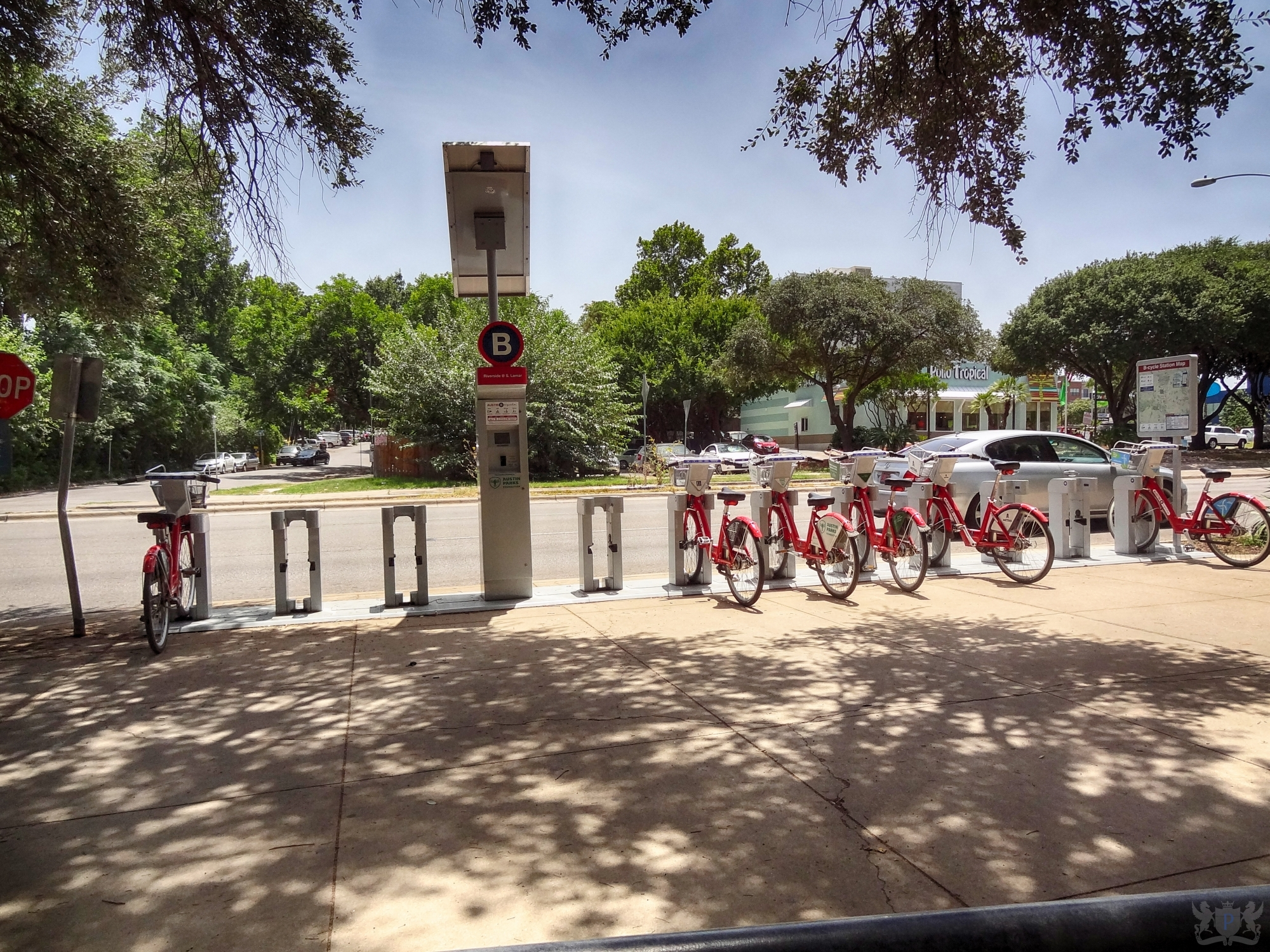 Austin B-Cycle Station