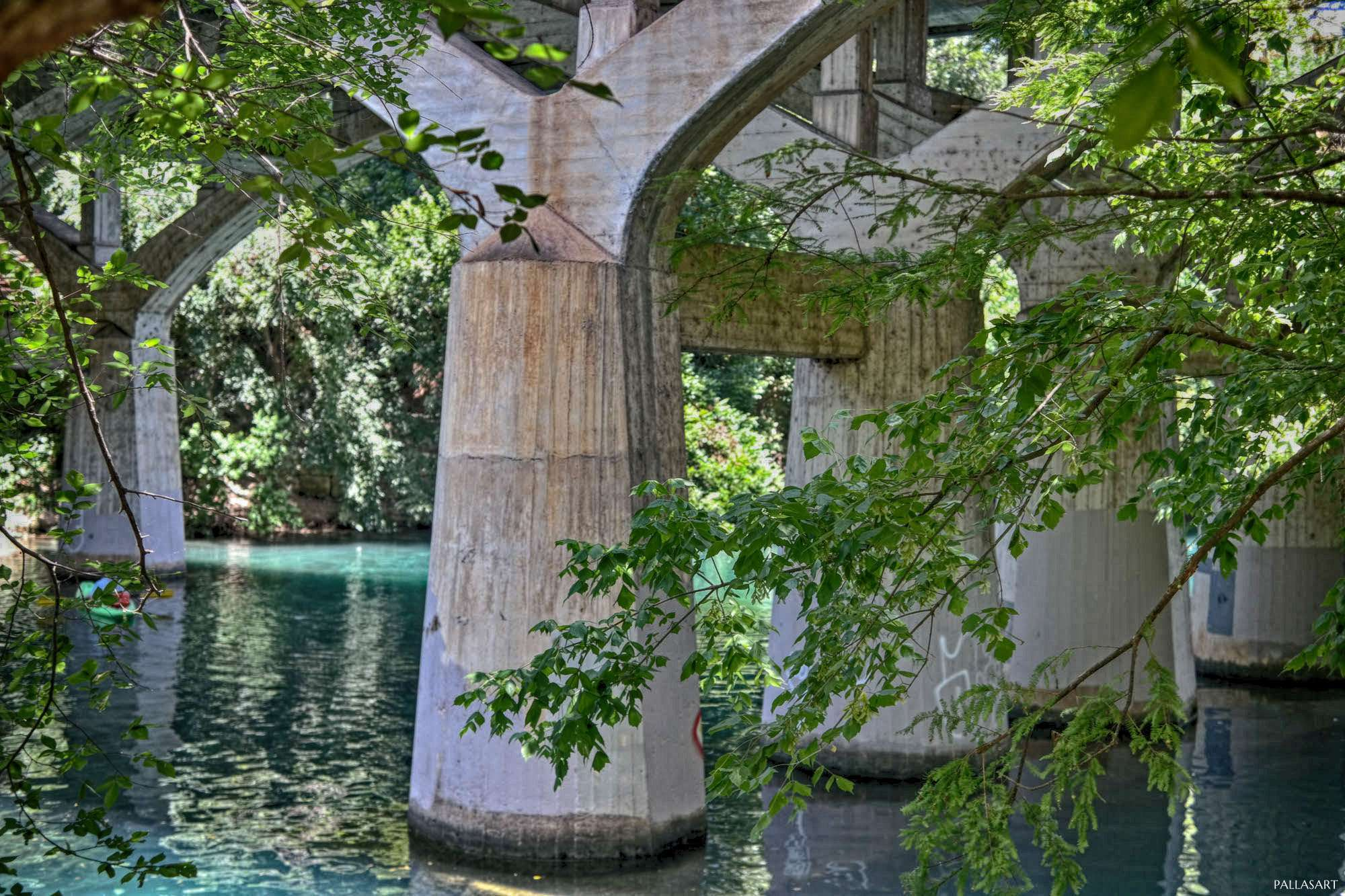 Barton Springs Road Bridge