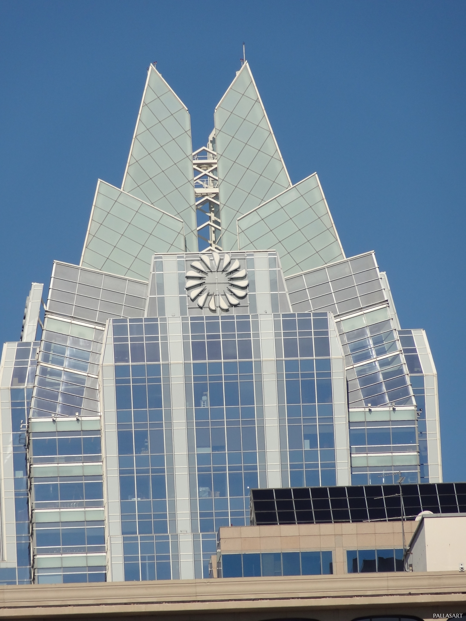 Frost Bank Tower in Austin, Texas