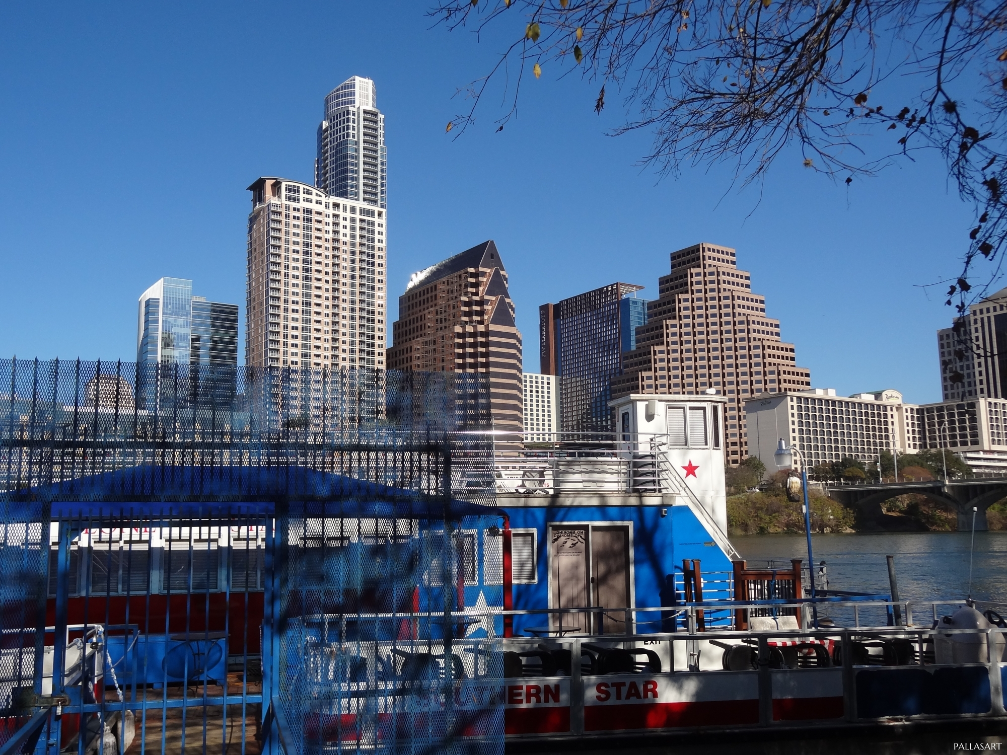Lone Star Riverboat in Austin, Texas