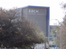 Zach Theatre in Austin, Texas