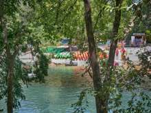 Barton Springs Kayak Rental