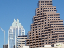 Frost Bank and 111 Congress Ave. Building in Austin, TX