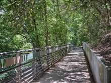 Hike and Bike Trail Near Barton Springs Pool