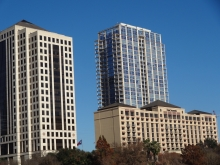 The Four Seasons Austin Hotel and Building Complex