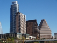 The Austonian, Ashton, 100 Congress, 111 Congress Buildings Austin, TX