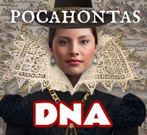 Pocahontas DNA