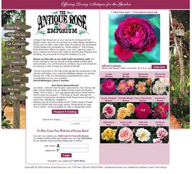 Antique Rose Emporium