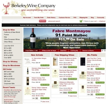 Berkeley Wine Company