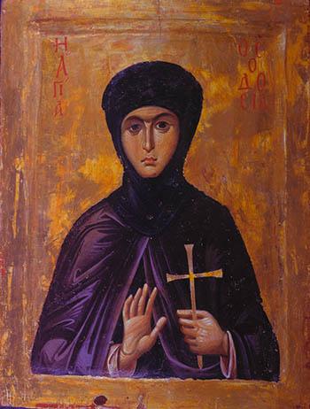 Saint Theodosia