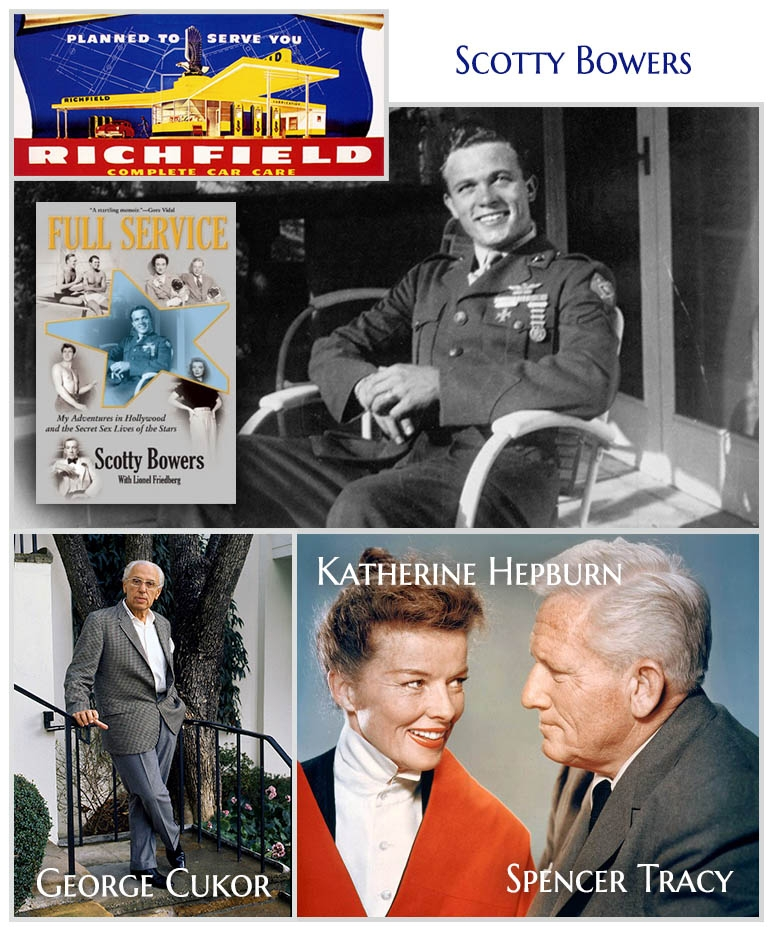 Scotty Bowers tells all Hepburn Tracy