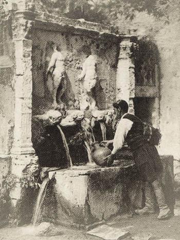 Byzantine Well