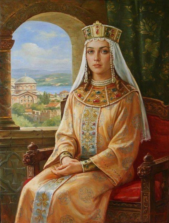 Theodora mistress of Manuel Komnenos