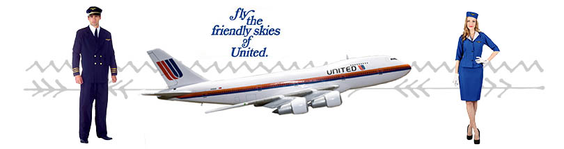 I Love United Airlines!