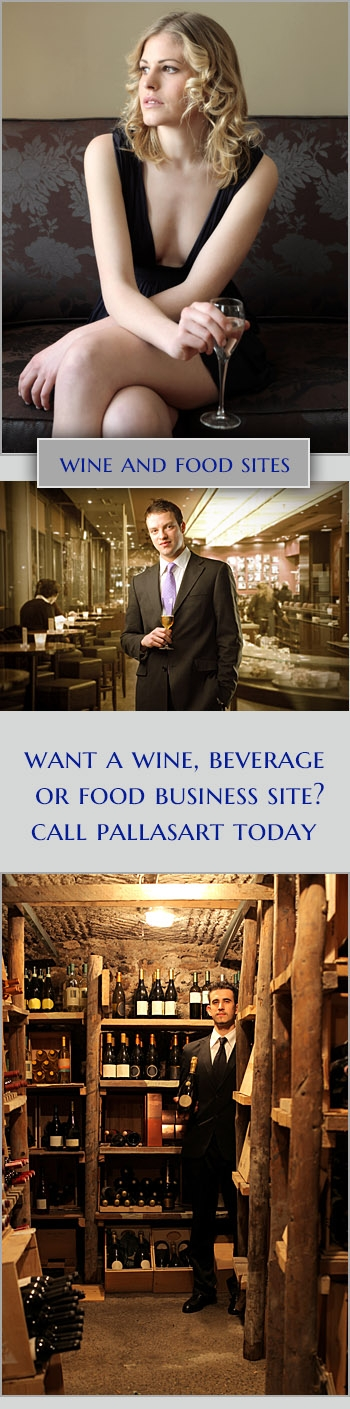 Wine Retailer and Winery Websites for Austin, TX