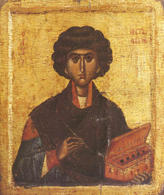 icon of Saint Demetrius
